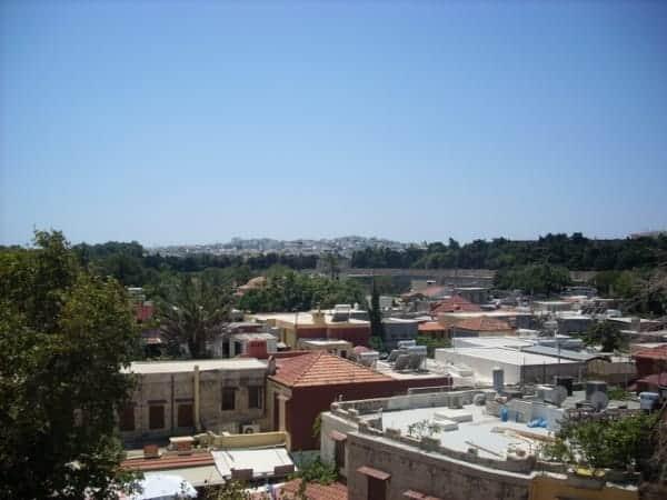 Karte Rhodos Urlaub.Urlaub In Rhodos Stadt Tipps Hotels Mehr Rhostadt De