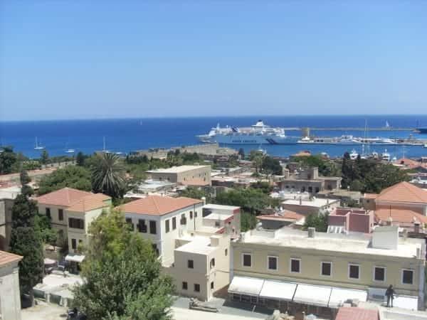 Hafen Blick vom Clock Tower aus