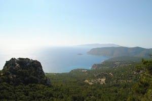 Ausgangspunkt auf Rhodos: Hotel Blue Sky Beach
